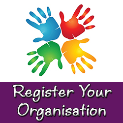 Register your Organisation